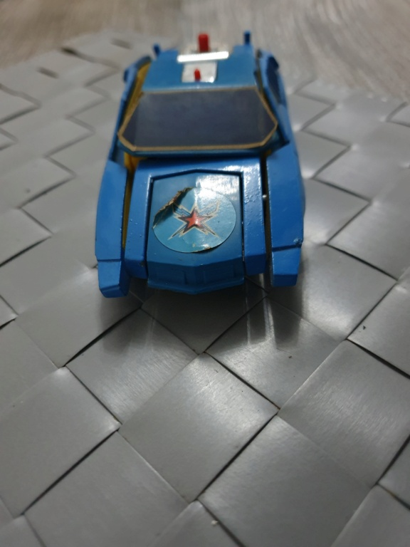 Macchina transformer Blue Tansor Rara 20200214