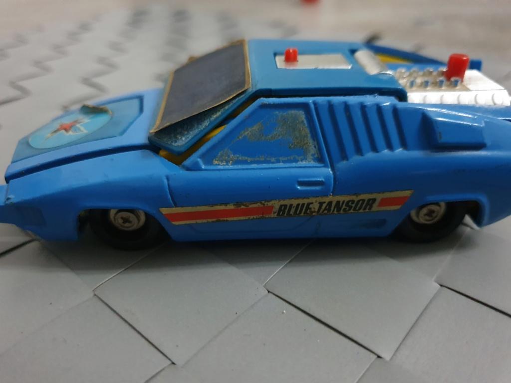Macchina transformer Blue Tansor Rara 20200215