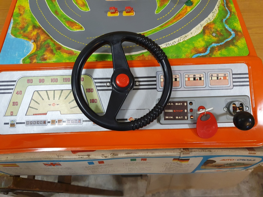 Gioco Vintage Auto Cross della Congross 20200918