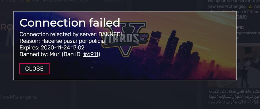 Ban por hacerme pasar por policia  Ban_2_10
