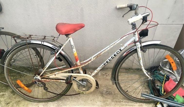 2 vélos Peugeot  E646d511