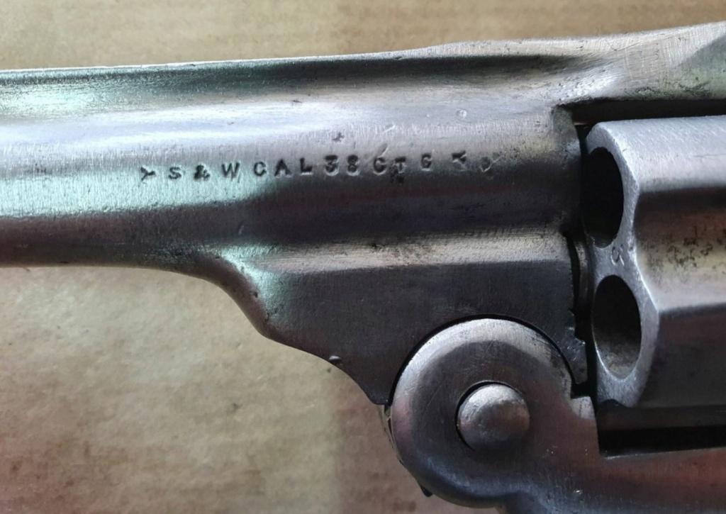 Smith et Wesson 38 5th model Copie_14