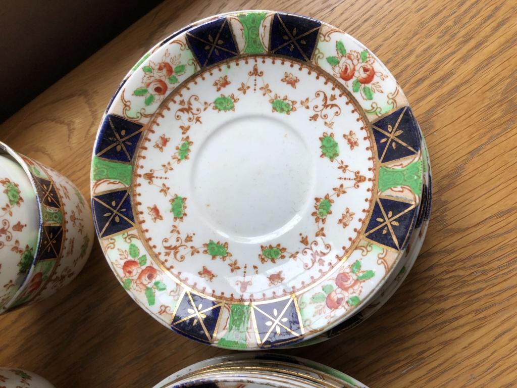 The Blyth Porcelain Co, Longton, Staffordshire, Pattern? B0e0b210
