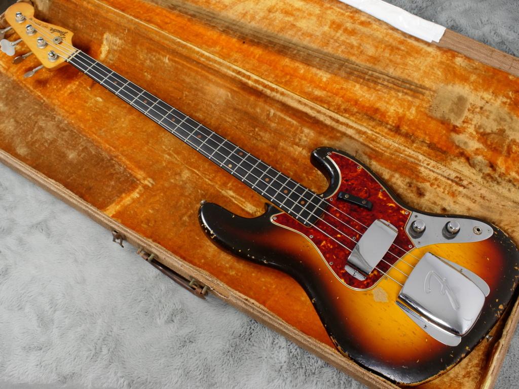 Mostre o mais belo Jazz Bass que você já viu - Página 12 1960-f10