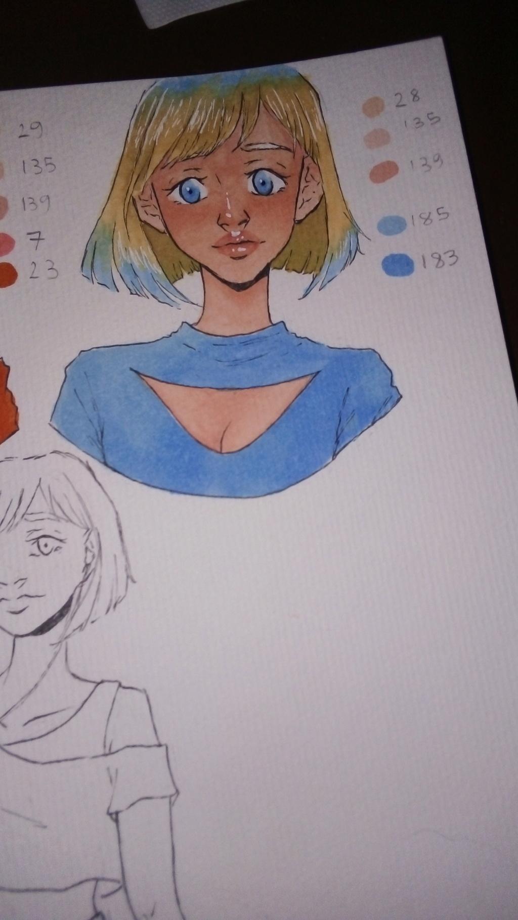 Alcuni sketch o roba ho disegnato di recente  Img-2010