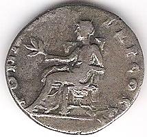 Denier de Vespasien (PONT-MAX-TRP COS VI)[WM n° 7706] Photo_13