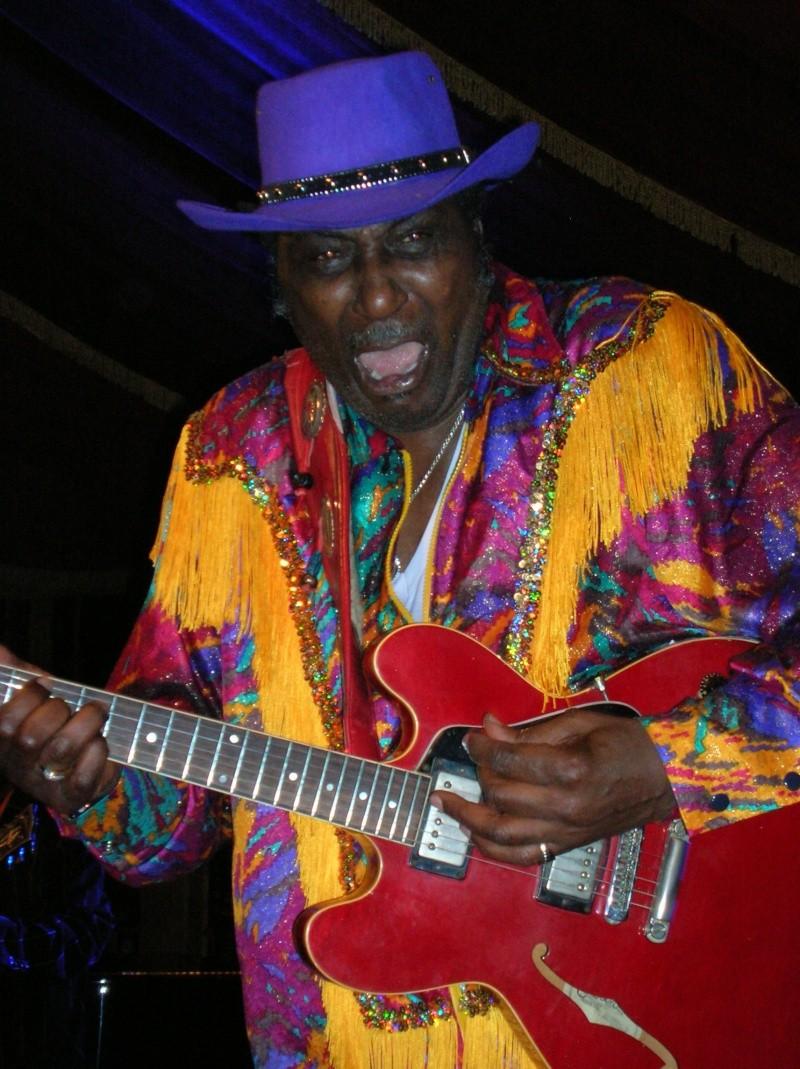 Eddy Clearwater, Jazz club Lionel Hampton, 29/03/07 Dscn1412