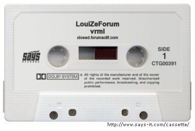 Generator Casset10