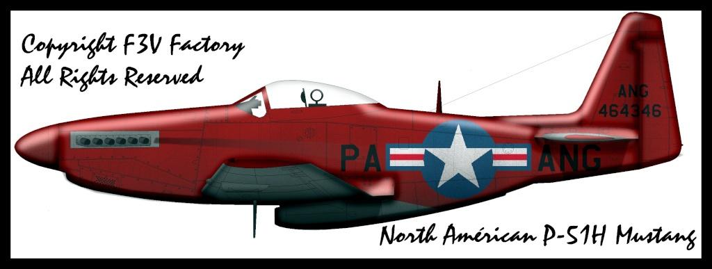 North American P-51H Mustang P-51h-10