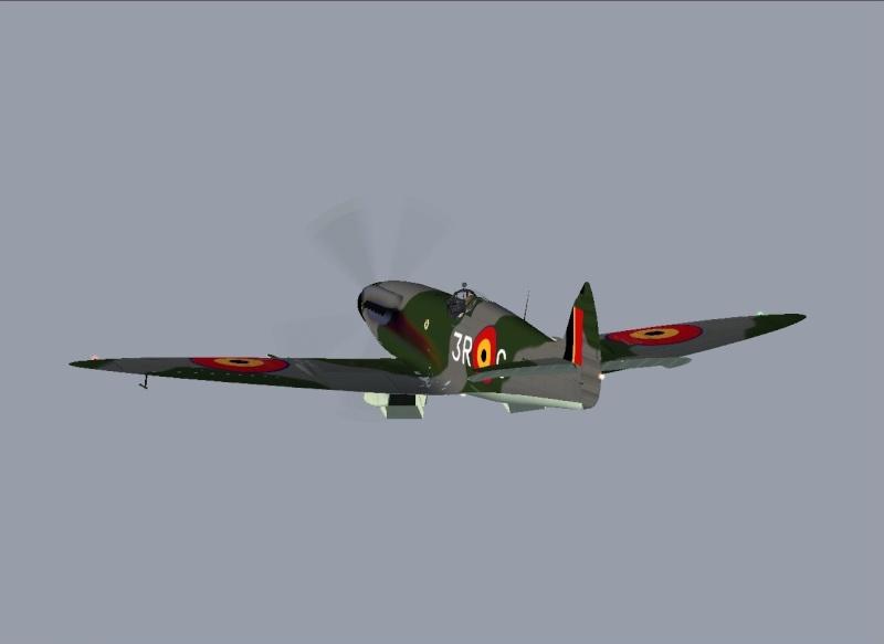 Le Spitfire Belge (Vive la Gelbique bon sang!) Spitbe12