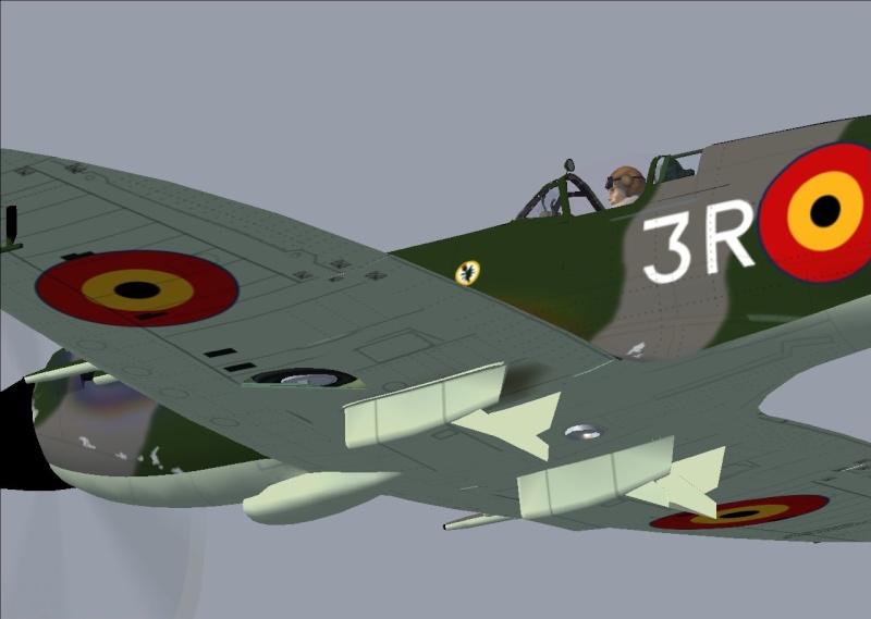Le Spitfire Belge (Vive la Gelbique bon sang!) Spitbe16