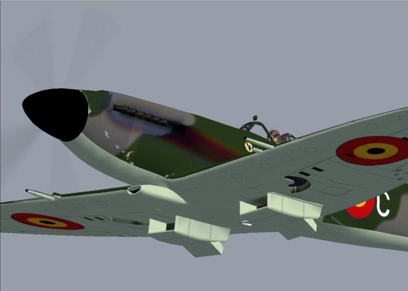 Le Spitfire Belge (Vive la Gelbique bon sang!) Spitbe17