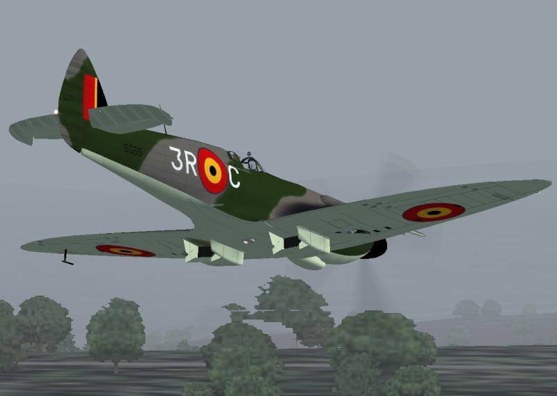 Le Spitfire Belge (Vive la Gelbique bon sang!) Spitbe18