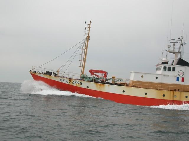 [VIE DES PORTS] Quelques bateaux de pêche (sur nos côtes Françaises) 27_03_15
