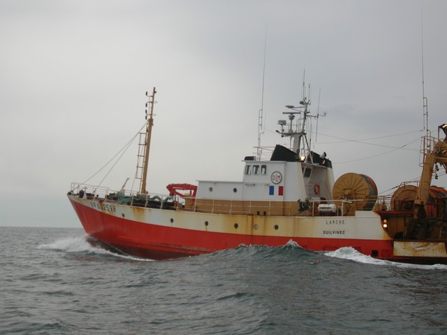 [VIE DES PORTS] Quelques bateaux de pêche (sur nos côtes Françaises) 27_03_16
