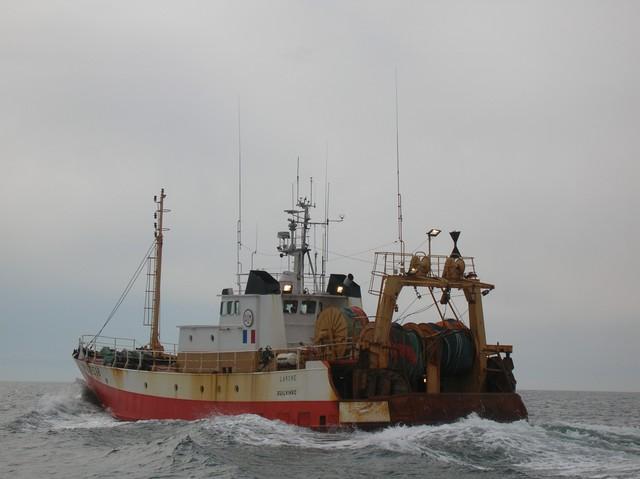 [VIE DES PORTS] Quelques bateaux de pêche (sur nos côtes Françaises) 27_03_17