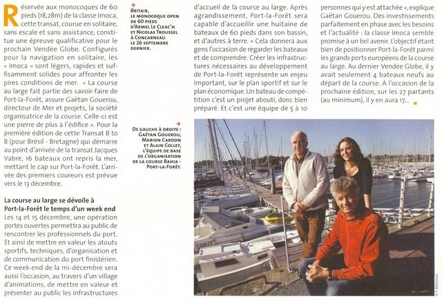 [Vie des ports] PORT LA FORET Bahia10