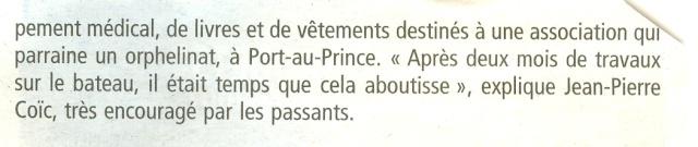 LE PORT DE CONCARNEAU - Volume 002 Numeri16