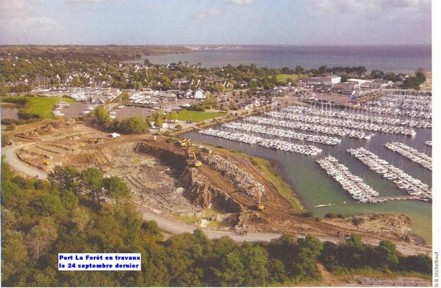 [Vie des ports] PORT LA FORET Port_310