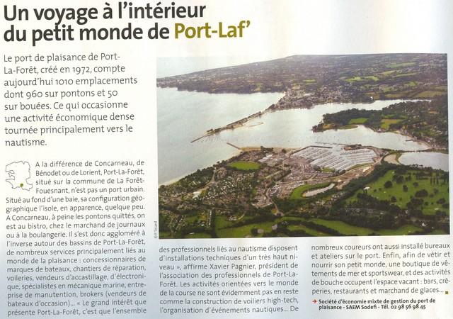 [Vie des ports] PORT LA FORET Port_410