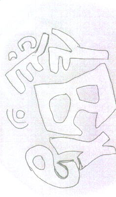 Resello al VIII (Granada, 1658) Letras10
