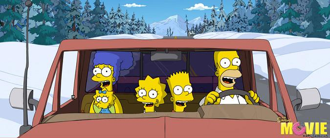 THE SIMPSONS MOVIE - 2007 - Simpso11