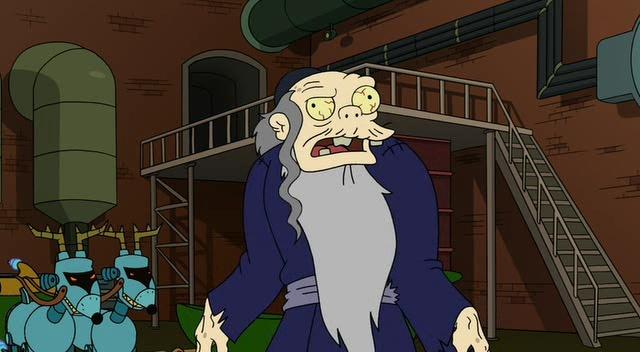 Futurama : Bender's Big Score Vlcsna10