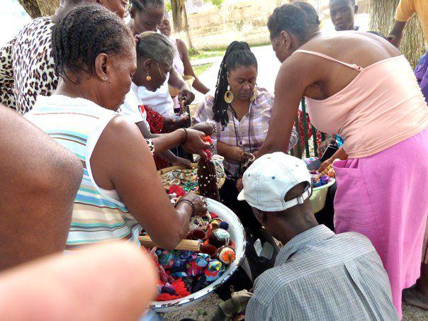 Une bonne initiative de la ministre Rose Anne  Auguste 32141010