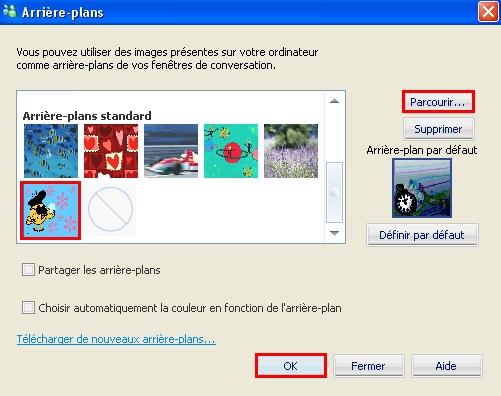 Astuces diverses pour MSN Abcdef10