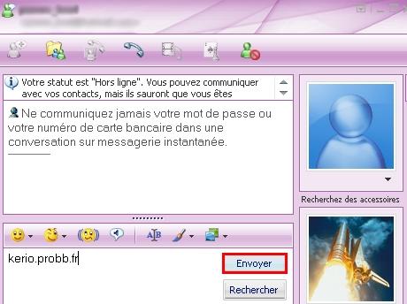 Astuces diverses pour MSN Astuce16