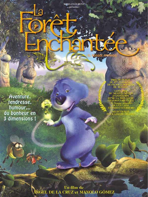 EL BOSQUE ANIMADO - 2003 - Foret_10