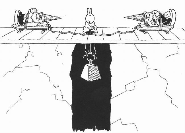 Lapins déprimés : Bunny Suicides ! 30000014