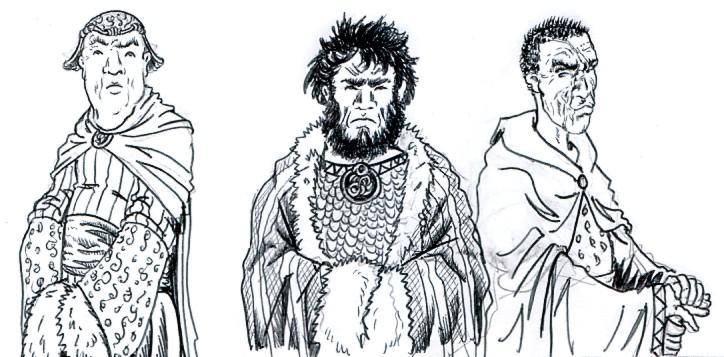 1372 du Ches 2e dizaine 5e jr : voyage de Killian de Grogrin Percep10