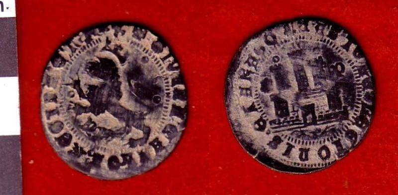4 Mrs. Juana y Carlos (Coruña, 1516 – 1566 d.C) Scan1014