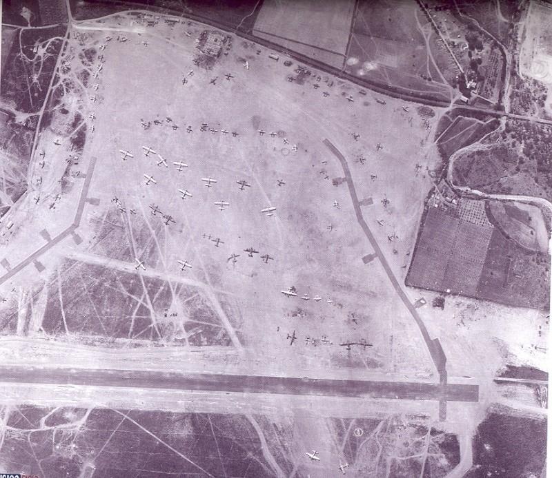 Aérodrome. Aerodr10