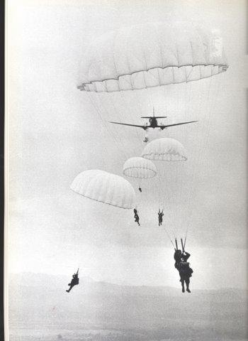 Un saut opérationnel. Numeri14