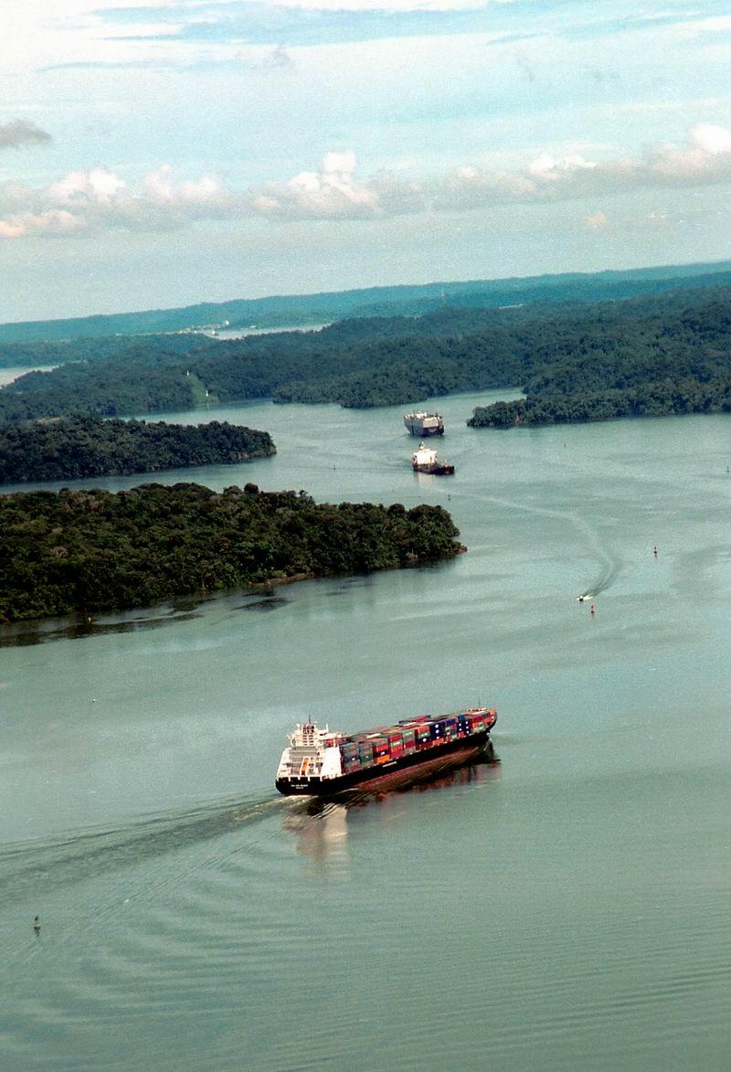Canal de Panama navigation Lac Gatun Alignements (Terminé) - Page 2 Buenav10