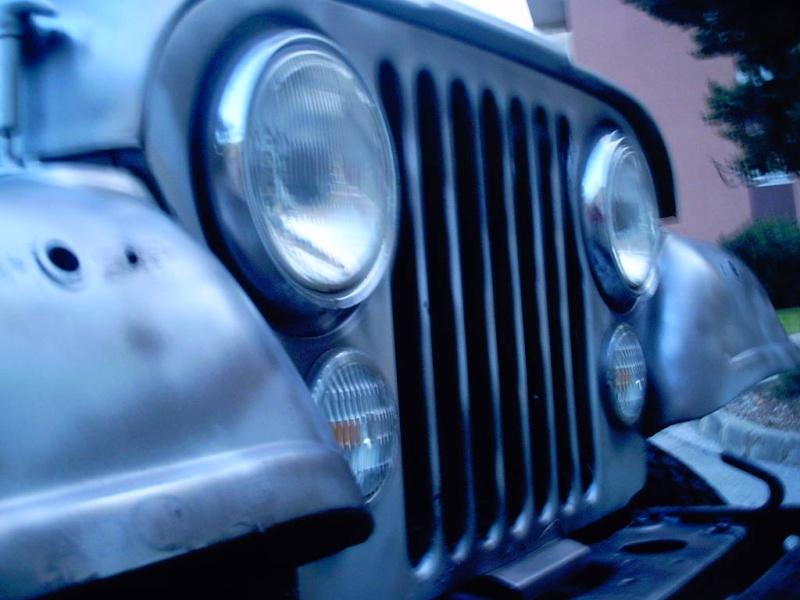 le V8 quadra s est pris un coup de camouflage Photos15