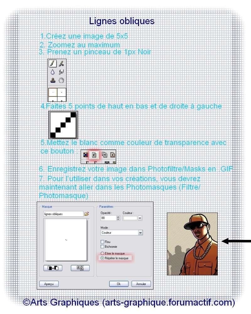 [Photofiltre] Rassemblement de tutoriels Tuto_710