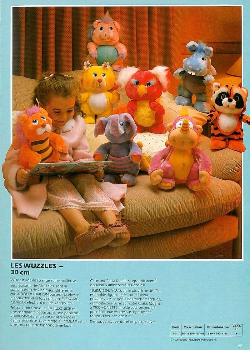 WUZZLES  (Hasbro)  1984 5510