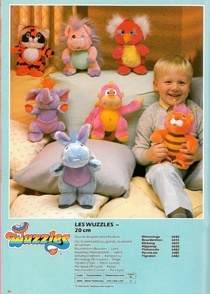 WUZZLES  (Hasbro)  1984 5610