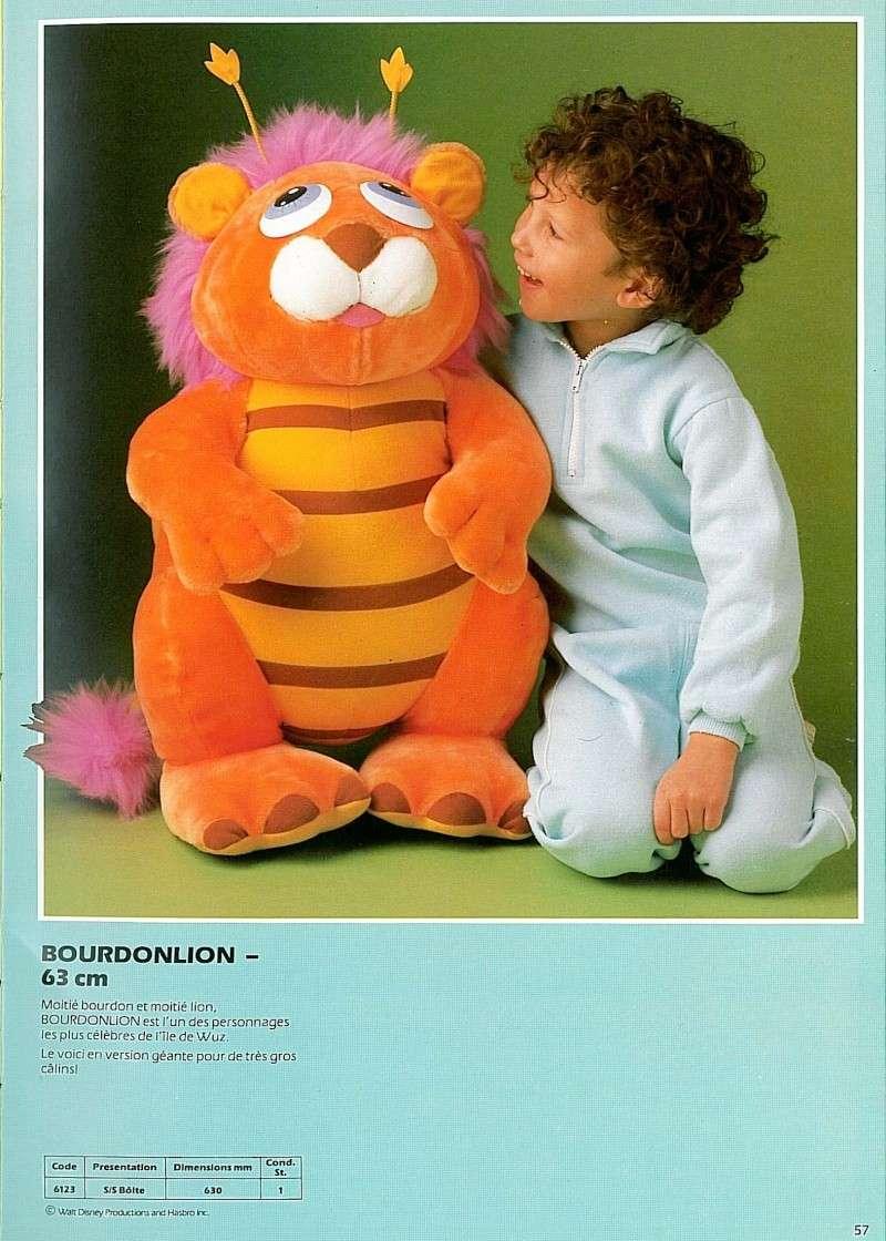 WUZZLES  (Hasbro)  1984 5710