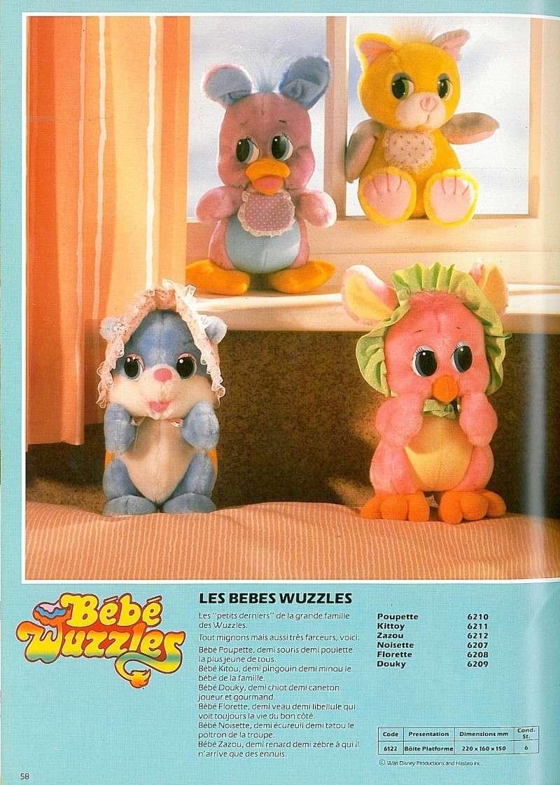 WUZZLES  (Hasbro)  1984 5810