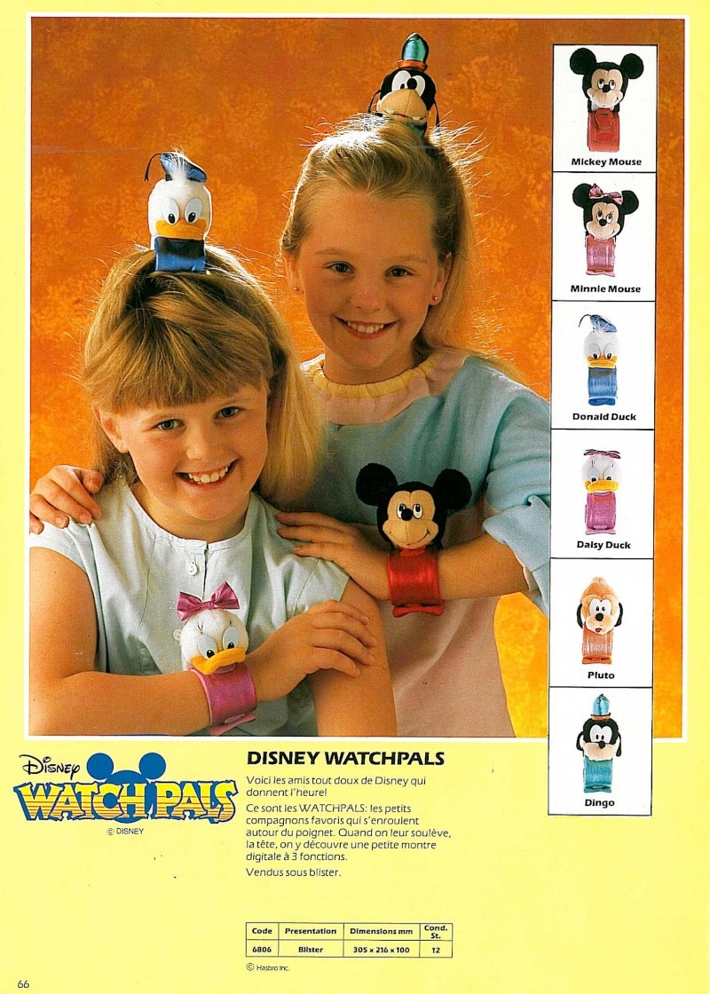 Watchimal (HASBRO) 1985 - 1986 6610