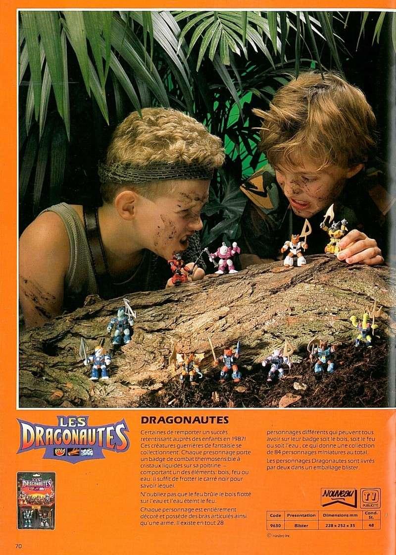 BATTLE BEASTS / Les Dragonautes (Hasbro, Takara) 1987-1988 7010
