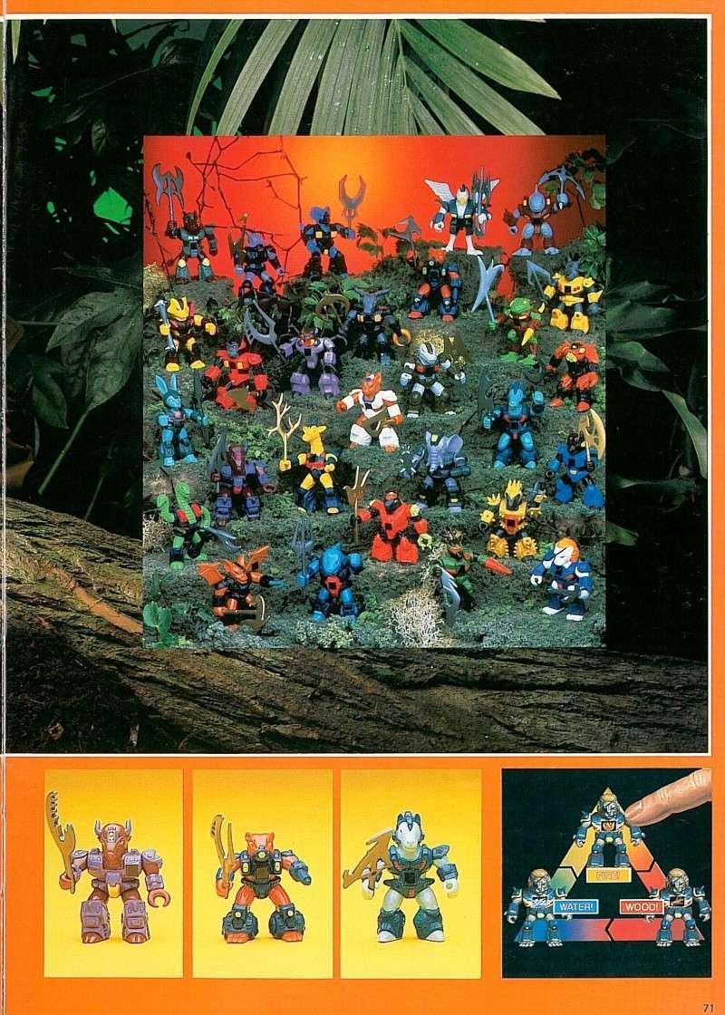 BATTLE BEASTS / Les Dragonautes (Hasbro, Takara) 1987-1988 7110