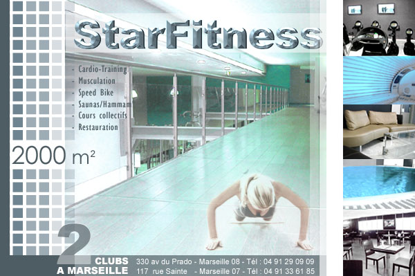 fitness - Star Fitness - 13 - Marseille Pub-st10