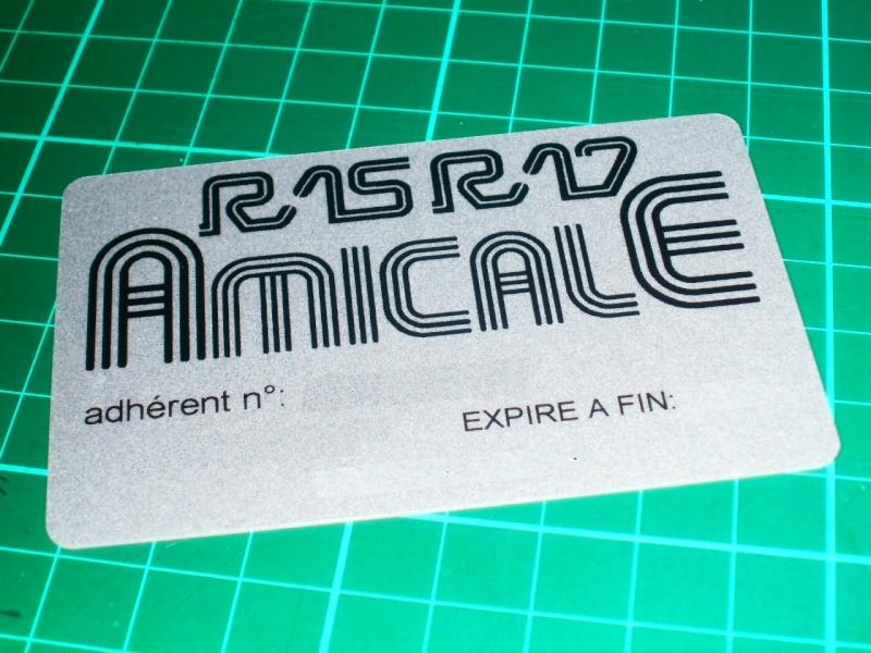 CARTE ADHERENT DE L'AMICALE P2070011