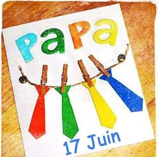 17 juin c'est la fête des papas 35403010