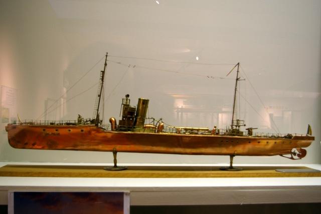 Le musée Royal de l'armé et d'histoire militaire, Sg1l2321